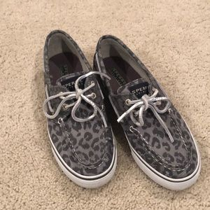 Practically new sperry's